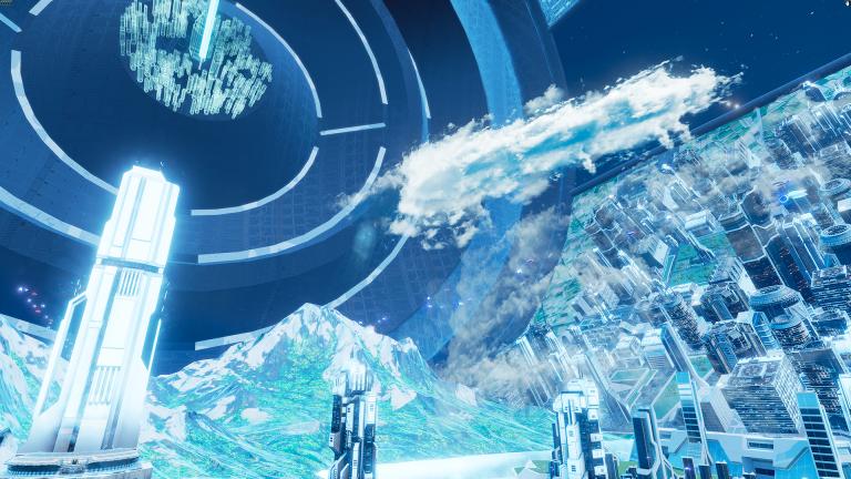 Space-Colony-V