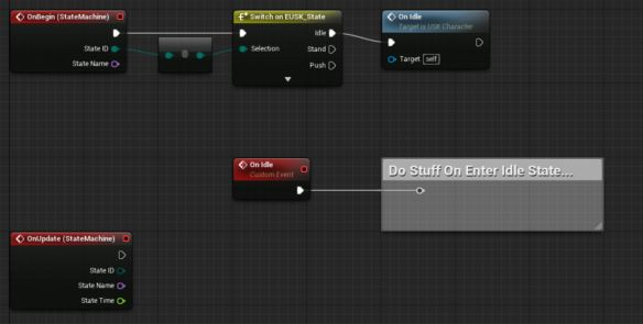 UE4: Finite State Machine (Programming) | Bruno Xavier's